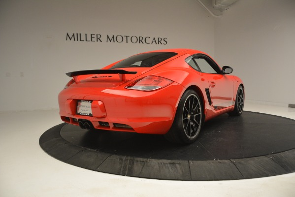 Used 2012 Porsche Cayman R for sale Sold at Pagani of Greenwich in Greenwich CT 06830 16