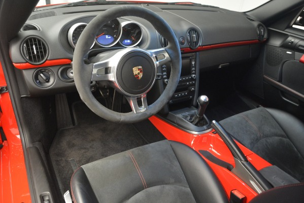 Used 2012 Porsche Cayman R for sale Sold at Pagani of Greenwich in Greenwich CT 06830 17