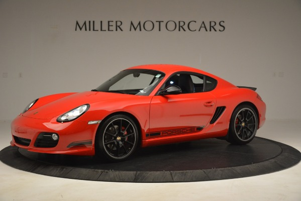 Used 2012 Porsche Cayman R for sale Sold at Pagani of Greenwich in Greenwich CT 06830 2