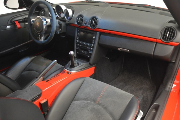Used 2012 Porsche Cayman R for sale Sold at Pagani of Greenwich in Greenwich CT 06830 21