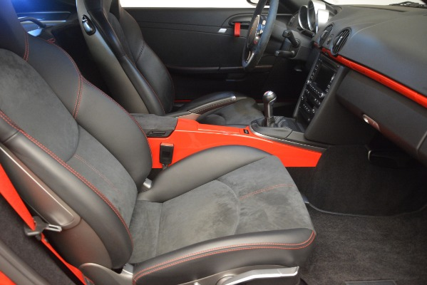 Used 2012 Porsche Cayman R for sale Sold at Pagani of Greenwich in Greenwich CT 06830 22