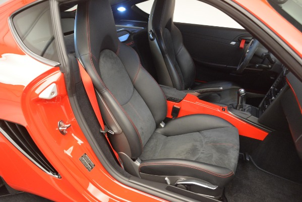Used 2012 Porsche Cayman R for sale Sold at Pagani of Greenwich in Greenwich CT 06830 23