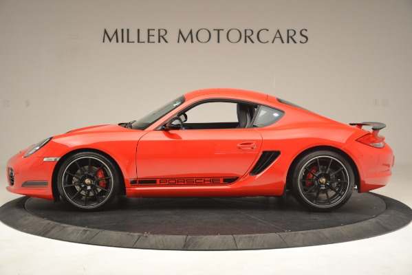 Used 2012 Porsche Cayman R for sale Sold at Pagani of Greenwich in Greenwich CT 06830 3