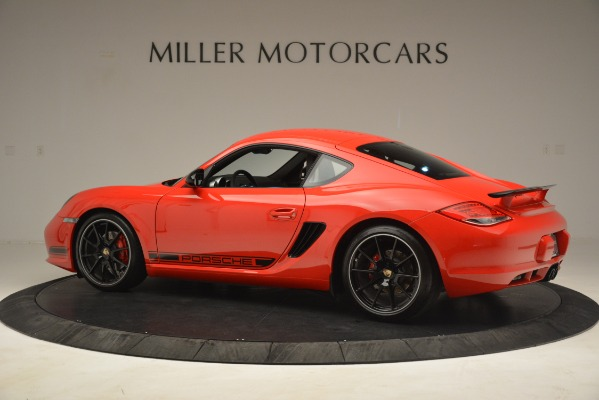 Used 2012 Porsche Cayman R for sale Sold at Pagani of Greenwich in Greenwich CT 06830 4