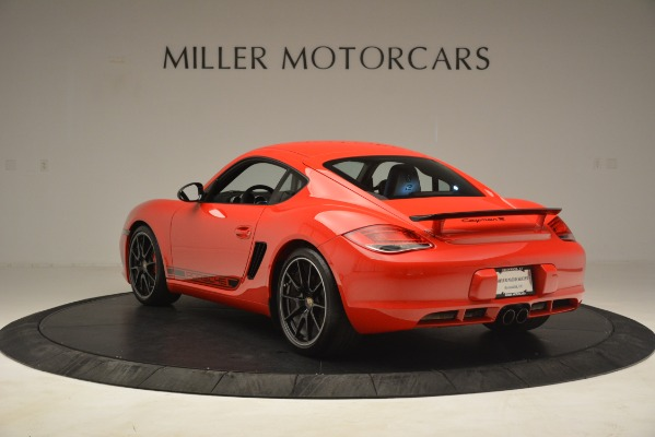 Used 2012 Porsche Cayman R for sale Sold at Pagani of Greenwich in Greenwich CT 06830 5