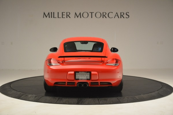 Used 2012 Porsche Cayman R for sale Sold at Pagani of Greenwich in Greenwich CT 06830 6