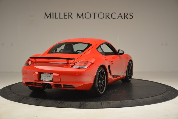 Used 2012 Porsche Cayman R for sale Sold at Pagani of Greenwich in Greenwich CT 06830 7