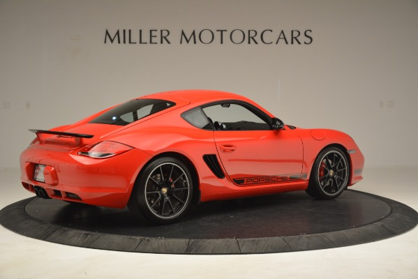 Used 2012 Porsche Cayman R for sale Sold at Pagani of Greenwich in Greenwich CT 06830 8