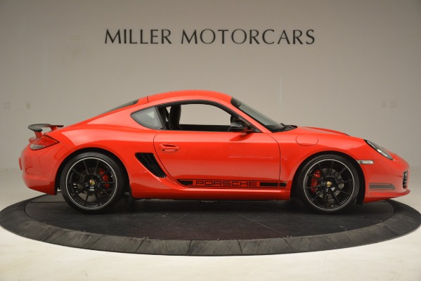 Used 2012 Porsche Cayman R for sale Sold at Pagani of Greenwich in Greenwich CT 06830 9