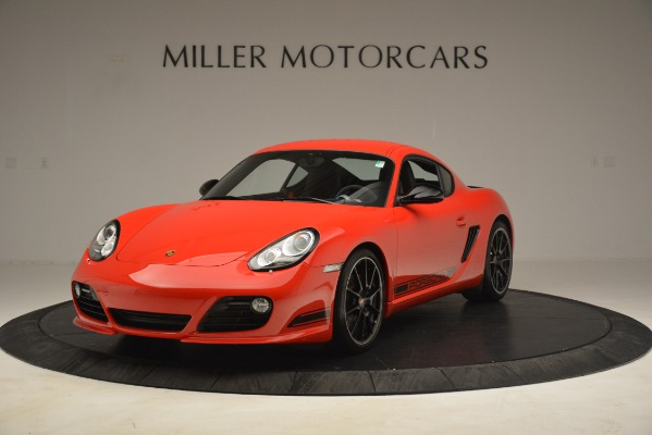 Used 2012 Porsche Cayman R for sale Sold at Pagani of Greenwich in Greenwich CT 06830 1