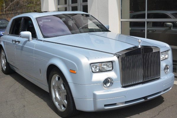 Used 2007 Rolls-Royce Phantom for sale Sold at Pagani of Greenwich in Greenwich CT 06830 11