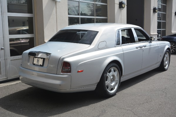 Used 2007 Rolls-Royce Phantom for sale Sold at Pagani of Greenwich in Greenwich CT 06830 12