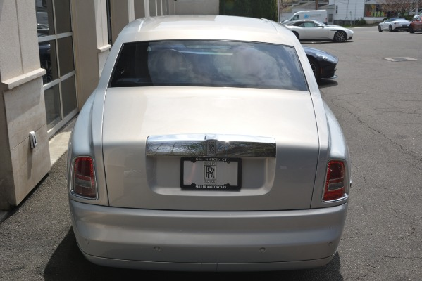 Used 2007 Rolls-Royce Phantom for sale Sold at Pagani of Greenwich in Greenwich CT 06830 13
