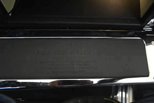 Used 2007 Rolls-Royce Phantom for sale Sold at Pagani of Greenwich in Greenwich CT 06830 15