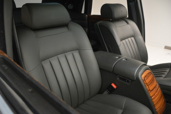 Used 2007 Rolls-Royce Phantom for sale Sold at Pagani of Greenwich in Greenwich CT 06830 18