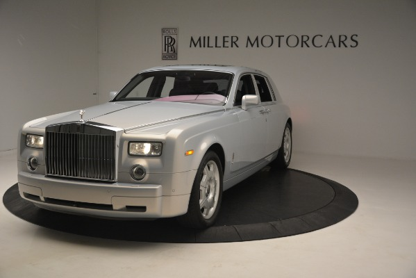 Used 2007 Rolls-Royce Phantom for sale Sold at Pagani of Greenwich in Greenwich CT 06830 3