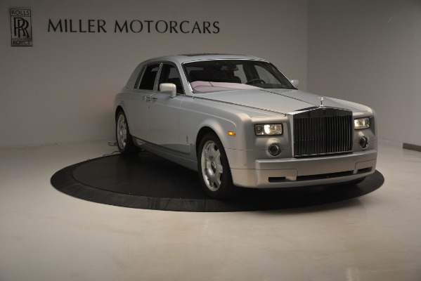 Used 2007 Rolls-Royce Phantom for sale Sold at Pagani of Greenwich in Greenwich CT 06830 4