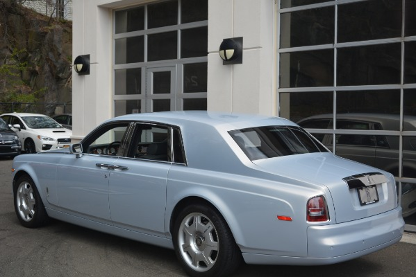 Used 2007 Rolls-Royce Phantom for sale Sold at Pagani of Greenwich in Greenwich CT 06830 8