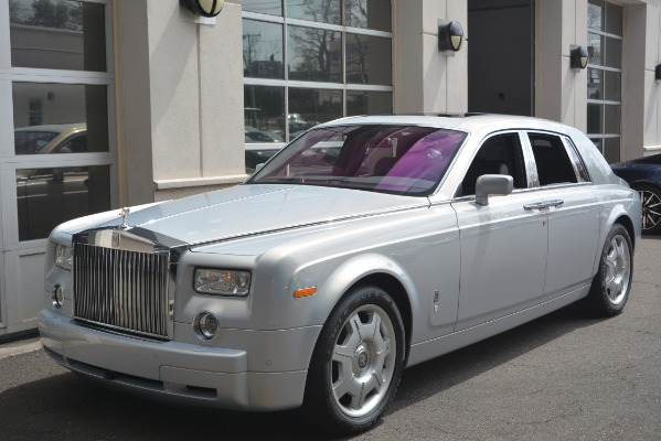 Used 2007 Rolls-Royce Phantom for sale Sold at Pagani of Greenwich in Greenwich CT 06830 9