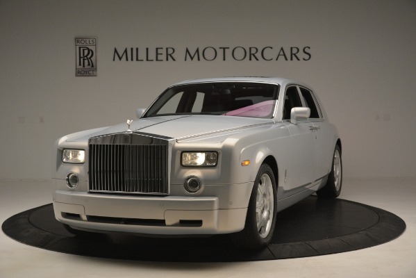 Used 2007 Rolls-Royce Phantom for sale Sold at Pagani of Greenwich in Greenwich CT 06830 1