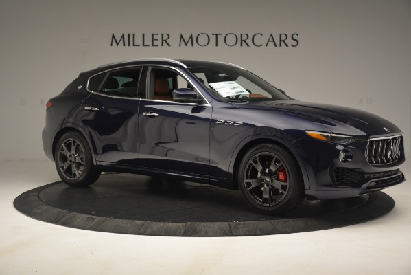 New 2019 Maserati Levante Q4 for sale Sold at Pagani of Greenwich in Greenwich CT 06830 10