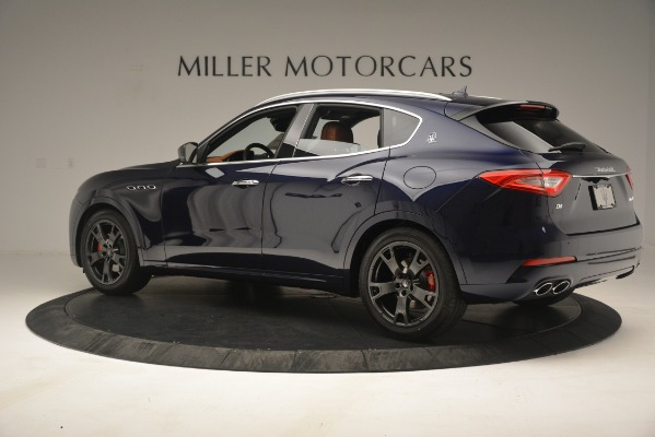New 2019 Maserati Levante Q4 for sale Sold at Pagani of Greenwich in Greenwich CT 06830 4