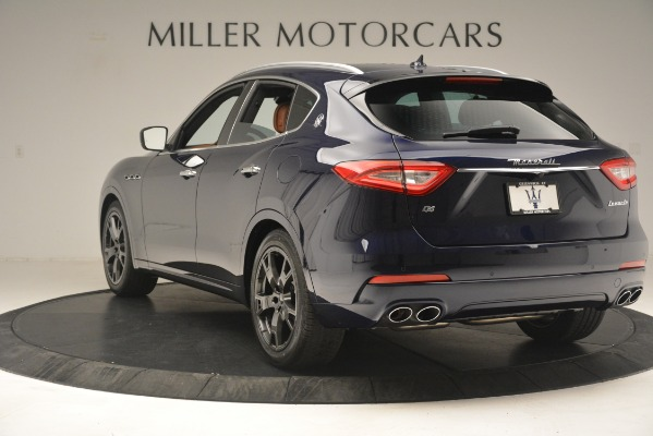 New 2019 Maserati Levante Q4 for sale Sold at Pagani of Greenwich in Greenwich CT 06830 5