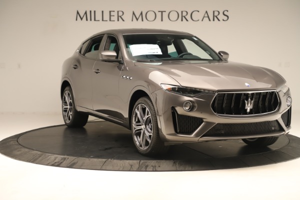 New 2019 Maserati Levante GTS for sale $133,105 at Pagani of Greenwich in Greenwich CT 06830 11