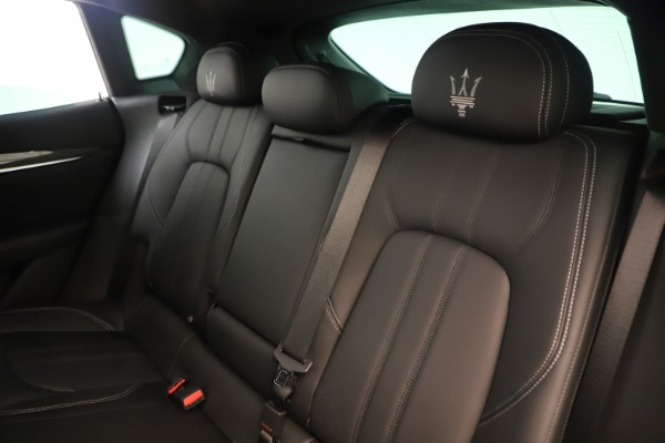 New 2019 Maserati Levante GTS for sale $133,105 at Pagani of Greenwich in Greenwich CT 06830 18