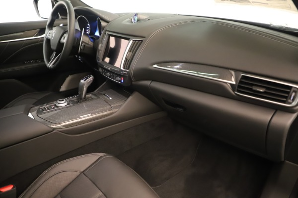 New 2019 Maserati Levante GTS for sale $133,105 at Pagani of Greenwich in Greenwich CT 06830 22