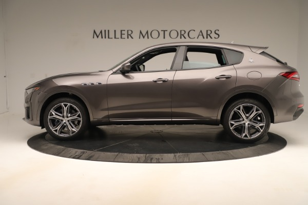 New 2019 Maserati Levante GTS for sale $133,105 at Pagani of Greenwich in Greenwich CT 06830 3