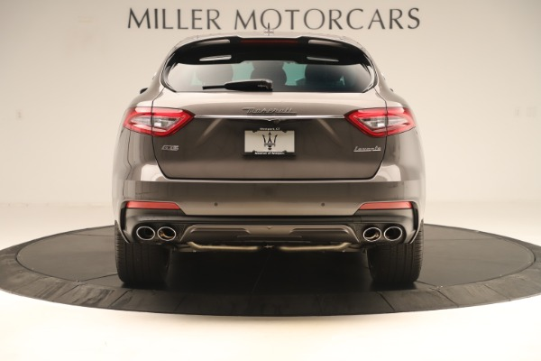 New 2019 Maserati Levante GTS for sale Sold at Pagani of Greenwich in Greenwich CT 06830 6