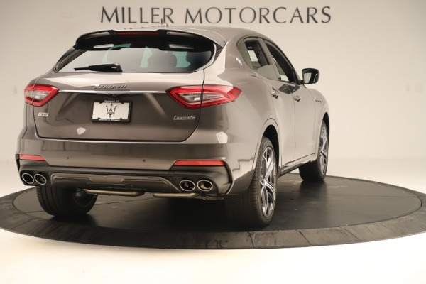 New 2019 Maserati Levante GTS for sale $133,105 at Pagani of Greenwich in Greenwich CT 06830 7