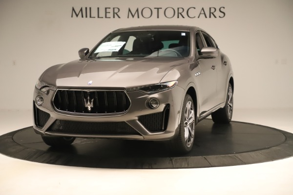 New 2019 Maserati Levante GTS for sale $133,105 at Pagani of Greenwich in Greenwich CT 06830 1