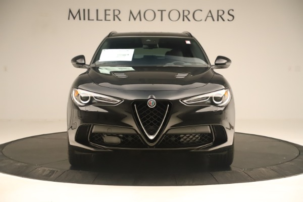 Used 2019 Alfa Romeo Stelvio Quadrifoglio for sale $67,900 at Pagani of Greenwich in Greenwich CT 06830 12