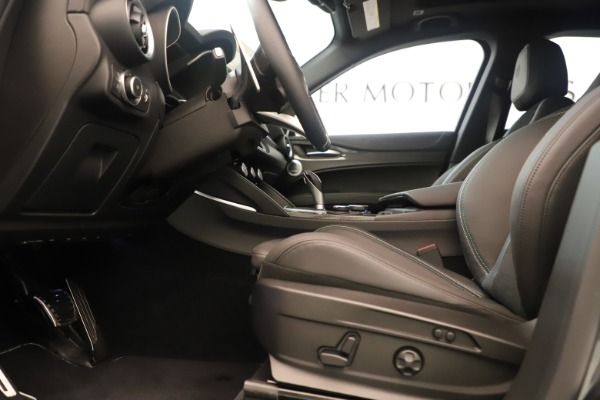 Used 2019 Alfa Romeo Stelvio Quadrifoglio for sale $67,900 at Pagani of Greenwich in Greenwich CT 06830 14