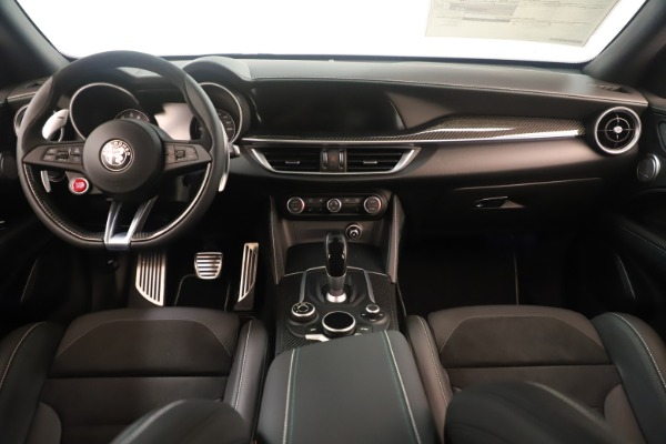 Used 2019 Alfa Romeo Stelvio Quadrifoglio for sale $67,900 at Pagani of Greenwich in Greenwich CT 06830 16