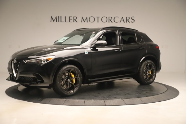Used 2019 Alfa Romeo Stelvio Quadrifoglio for sale $67,900 at Pagani of Greenwich in Greenwich CT 06830 2