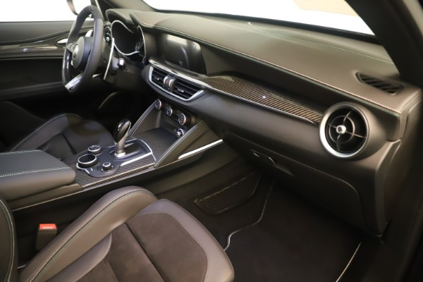Used 2019 Alfa Romeo Stelvio Quadrifoglio for sale $67,900 at Pagani of Greenwich in Greenwich CT 06830 22