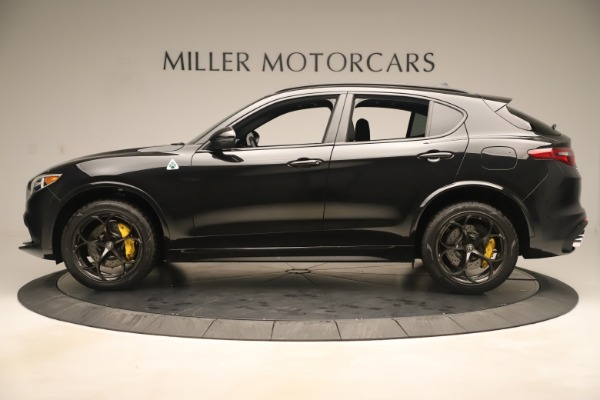 Used 2019 Alfa Romeo Stelvio Quadrifoglio for sale $67,900 at Pagani of Greenwich in Greenwich CT 06830 3