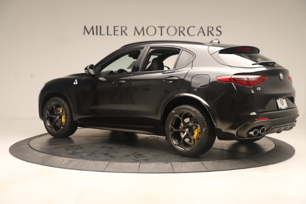 Used 2019 Alfa Romeo Stelvio Quadrifoglio for sale $67,900 at Pagani of Greenwich in Greenwich CT 06830 4