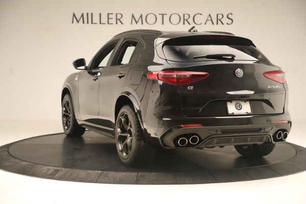 Used 2019 Alfa Romeo Stelvio Quadrifoglio for sale $67,900 at Pagani of Greenwich in Greenwich CT 06830 5