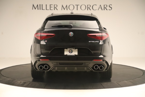 Used 2019 Alfa Romeo Stelvio Quadrifoglio for sale $67,900 at Pagani of Greenwich in Greenwich CT 06830 6