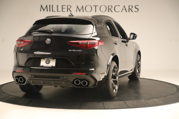 Used 2019 Alfa Romeo Stelvio Quadrifoglio for sale $67,900 at Pagani of Greenwich in Greenwich CT 06830 7