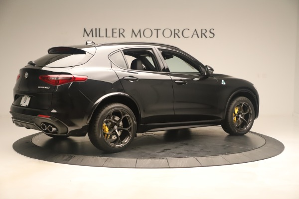 Used 2019 Alfa Romeo Stelvio Quadrifoglio for sale $67,900 at Pagani of Greenwich in Greenwich CT 06830 8