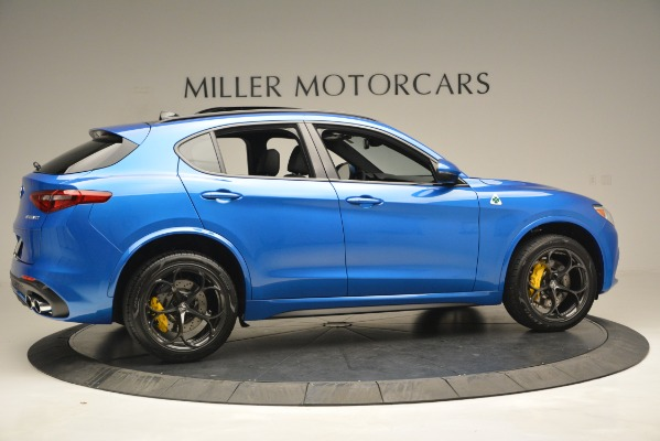 New 2019 Alfa Romeo Stelvio Quadrifoglio for sale $86,790 at Pagani of Greenwich in Greenwich CT 06830 13