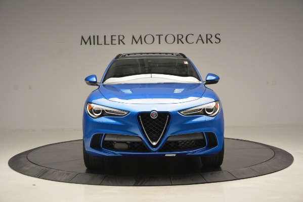 New 2019 Alfa Romeo Stelvio Quadrifoglio for sale $86,790 at Pagani of Greenwich in Greenwich CT 06830 19