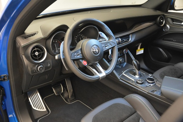 New 2019 Alfa Romeo Stelvio Quadrifoglio for sale $86,790 at Pagani of Greenwich in Greenwich CT 06830 20