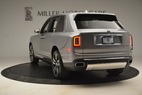 New 2019 Rolls-Royce Cullinan for sale Sold at Pagani of Greenwich in Greenwich CT 06830 6