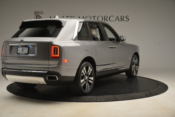 New 2019 Rolls-Royce Cullinan for sale Sold at Pagani of Greenwich in Greenwich CT 06830 9